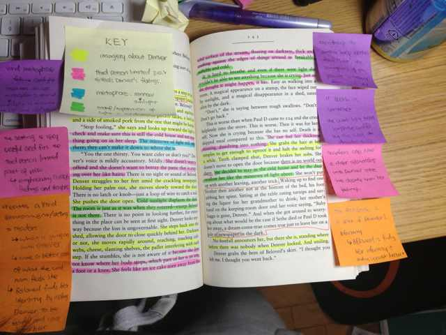 a room of her own annotations Use our free chapter-by-chapter summary and analysis of a room of one's own  it helps middle and high school students understand virginia woolf's literary.